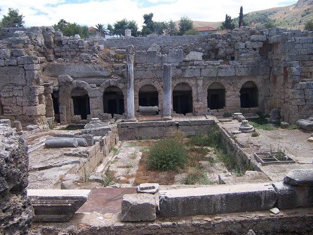 Αρχαία Κόρινθος – Ακροκόρινθος
